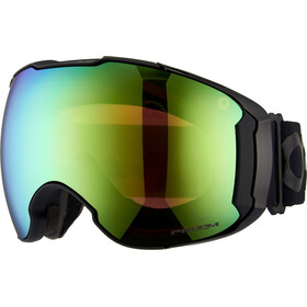 Oakley Airbrake XL Snow Goggle Factory Pilot Blackout/Prizm Jade Iridium & Prizm Rose